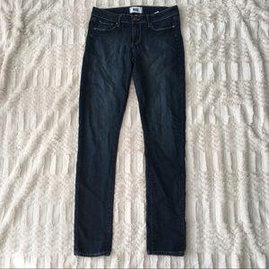 Paige Jeans PEG Skinny Blue Size 28